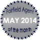 Fairfield Agent of the Month for May 2014
