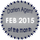 Darien Agent of the Month for February 2015