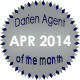 Darien Agent of the Month for April 2014