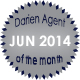 Darien Agent of the Month for June 2014