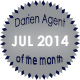 Darien Agent of the Month for July 2014