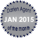 Darien Agent of the Month for January 2015